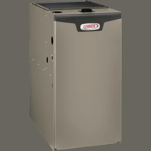 Lennox EL296E furnace.