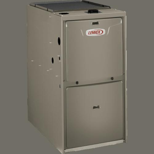 Lennox ML195 furnace.
