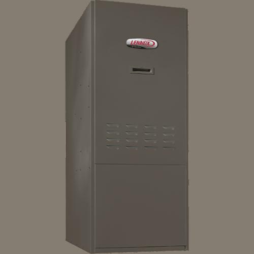 Lennox SLO185V oil furnace.